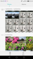chronological view - Huawei Nova Plus review