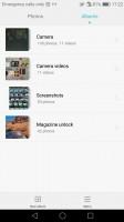 Album view - Huawei nova review