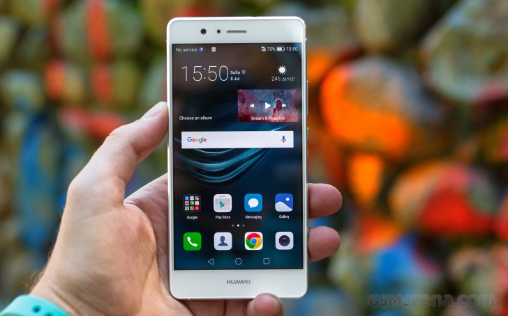 Huawei P9 Lite Review User Interface