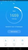 Health app - Honor 7 Lite (5c) review