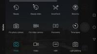 Shooting modes - Huawei P9 lite review