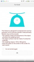 Fun Scale app - Huawei P9 Plus review