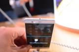 IR blaster on top - Huawei P9 Plus hands-on