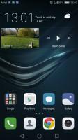 Default homescreen - Huawei P9 review