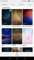 Themes - Huawei P9 review