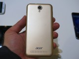 The main camera is 8MP - Acer at IFA 2016