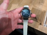 Zenwatch 3 in silver/rubber - IFA 2016 Asus