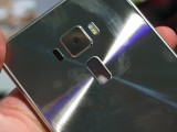Fingerprints around the fingerprint sensor - IFA 2016 Asus