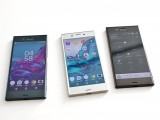 Sony Xperia XZ in all three color options - Sony at IFA 2016