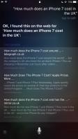 Siri answers random stuff - iPhone 7 Plus vs. Pixel XL