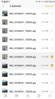 File manager - LeEco Le Max 2 review