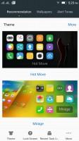 Themes - Lenovo Vibe K4 Note review