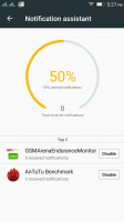The Notification assistant - Lenovo Vibe K4 Note review