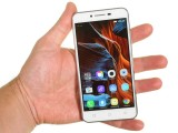 In the hand - Lenovo Vibe K5 review