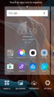Homescreens - Lenovo Vibe K5 review