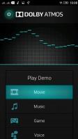 Dolby Atmos - Lenovo Vibe K5 review