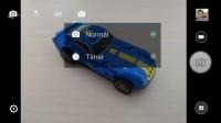 Camera interface - Lenovo Vibe K5 review