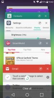 Multitasking rolodex - LG G5 review