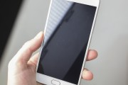 The damaged glass - Meizu m3 note review