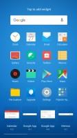 Widgets - Meizu m3 note review