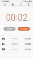Clock - Meizu m3 note review