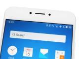 the earpiece - Meizu MX6 review
