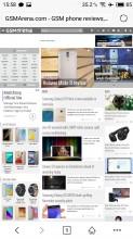 MX Browser - Meizu MX6 review