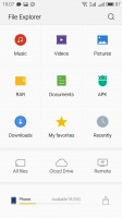 File manager - Meizu Pro 6 review
