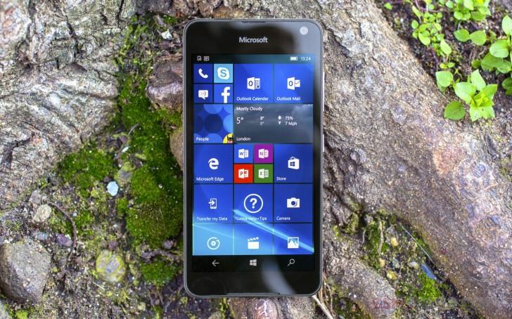 New Microsoft Lumia 650 review