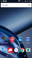 Home screen 2 - Moto Z Droid Edition Review
