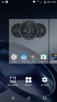 Launcher menu - Moto Z Droid Edition Review