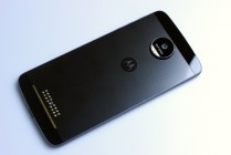 Rear of Moto Z Force Droid - Moto Z Droid Edition review