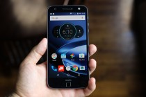 Display - Moto Z Droid Edition review