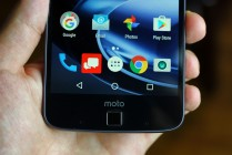 Chin - Moto Z Droid Edition review