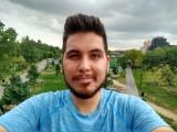 Selfie: in regular lighting - Moto Z Force Droid Edition Review