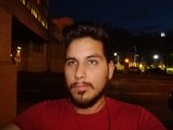 Selfie: in low-light - Moto Z Force Droid Edition Review