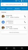 Stock Dialer - Moto Z Force Droid Edition Review