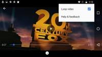Basic video player from Google Photos - Motorola Moto G4 Plus review