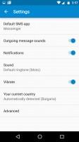 Google Messenger - Moto G4 review