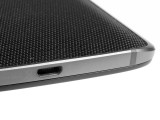 The USB port - Motorola Moto X Force review