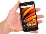 Handling the Moto X Force - Motorola Moto X Force review