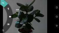The camera app - Motorola Moto X Force review