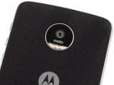 Bundled back cover - Motorola Moto Z Play review