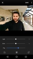 Manual editing options - Motorola Moto Z Play review
