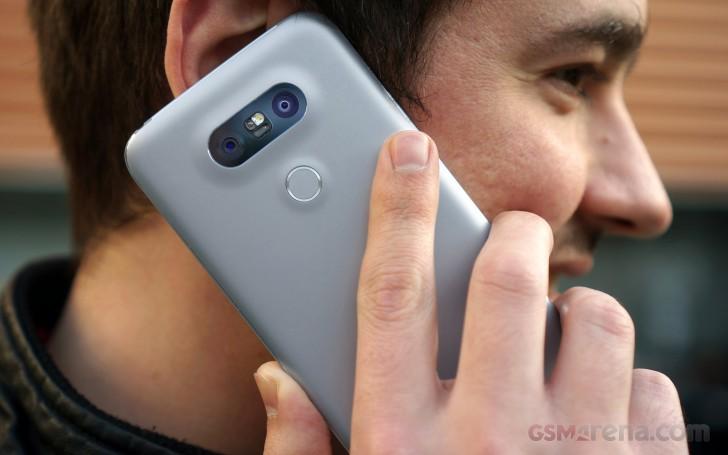 LG G5 vs. Samsung Galaxy S7 edge