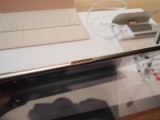 The keyboard dock - Huawei Mate Book