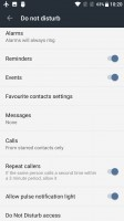 Alert slider settings - Oneplus 3t review