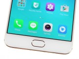 Minimalist front - Oppo F1 Plus review