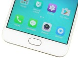 Clean front side - Oppo F1s review