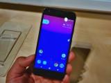 Google Pixel in Quite Black - Pixel Xl Handson review